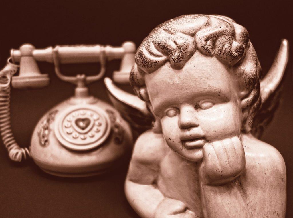 電話でタロット