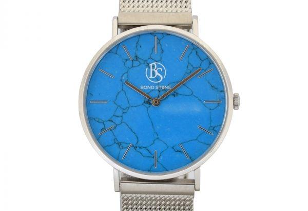 天然石を盤面に使ったBOND STONEの腕時計がめちゃくちゃ格好良い!