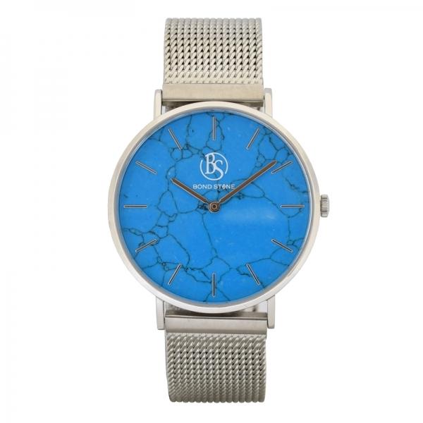 BONDSTONEボンドストーン腕時計ターコイズ