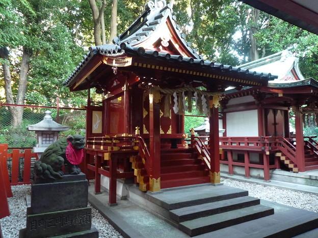 日枝神社 猿田彦神社