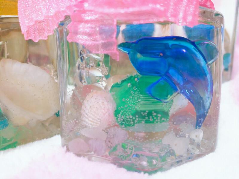 ギャル霊媒師・飯塚唯さんが作る盛り塩の代わりになる魔除け&厄除けが可愛い。